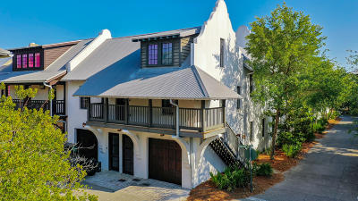 Rosemary Beach Single Family Home For Sale: 73 Johnstown Lane