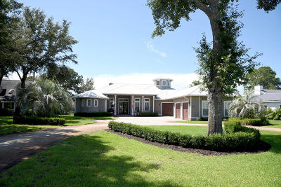 Destin Single Family Home For Sale: 4121 N Indian Bayou