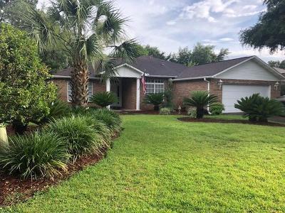Niceville Single Family Home For Sale: 4558 Knollwood Lane