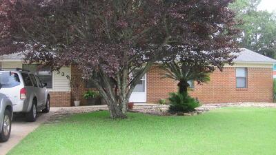 Fort Walton Beach Single Family Home For Sale: 338 NW Lula Belle Lane