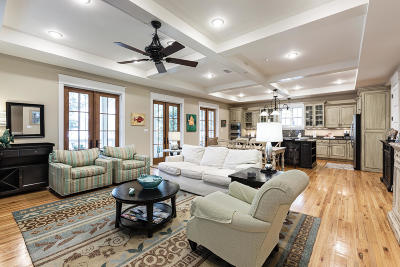 Watercolor Single Family Home For Sale: 214 Spartina Circle