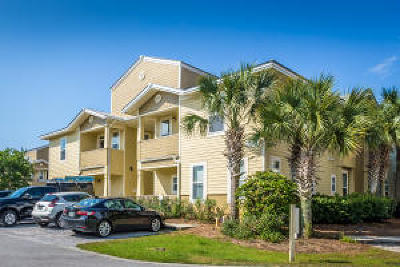 Santa Rosa Beach Condo/Townhouse For Sale: 10 Silk Bay Drive #124