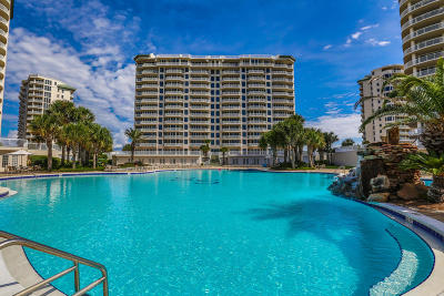 Destin Condo/Townhouse For Sale: 15300 Emerald Coast Parkway #UNIT C2