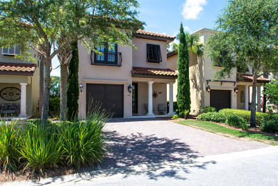 Miramar Beach Single Family Home For Sale: 1870 Boardwalk Drive