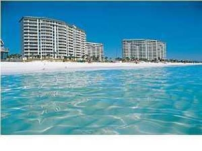 Destin Condo/Townhouse For Sale: 15200 Emerald Coast Parkway #204