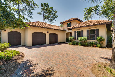 Miramar Beach Single Family Home For Sale: 1801 N Baytowne Avenue