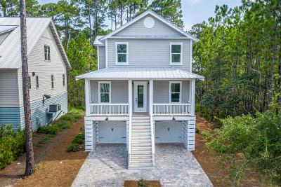 Santa Rosa Beach Single Family Home For Sale: 190 Mallard Lane