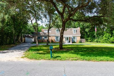 Single Family Home For Sale: 235 Lafitte Crescent