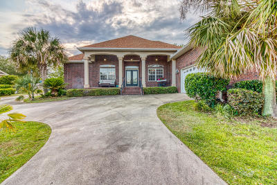 Crestview Single Family Home For Sale: 2891 Chanterelle Cove
