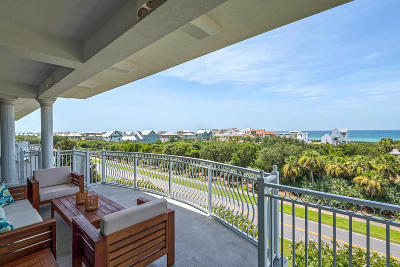 Rosemary Beach Condo/Townhouse For Sale: 9961 E Co Hwy 30-A #404