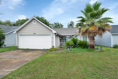 Niceville Single Family Home For Sale: 132 Midland Court