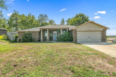 Crestview Single Family Home For Sale: 6262 Bullet Drive
