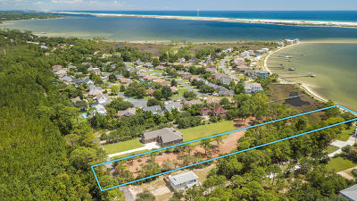 Mary Esther Residential Lots & Land For Sale: 727 Forest Shores Drive