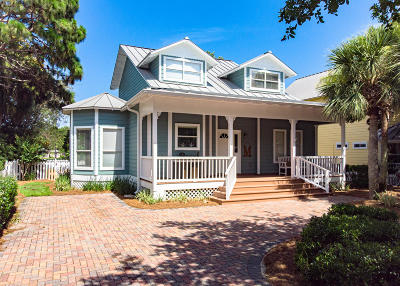 Miramar Beach Single Family Home For Sale: 2075 Olde Towne Avenue