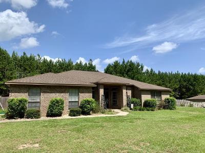Laurel Hill Single Family Home For Sale: 6553 Welannee Boulevard