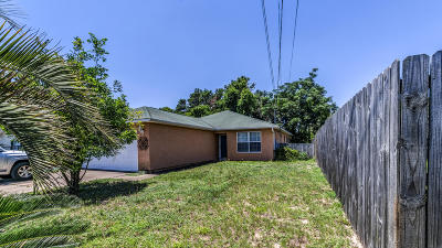 Panama City Beach Single Family Home For Sale: 619 Pinetree Drive