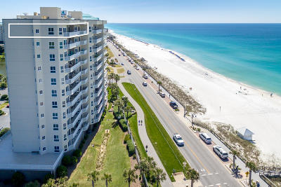 Miramar Beach Condo/Townhouse For Sale: 1272 Scenic Gulf Drive #UNIT 120