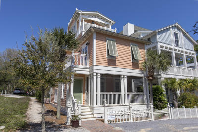 Santa Rosa Beach FL Single Family Home For Sale: $1,479,000