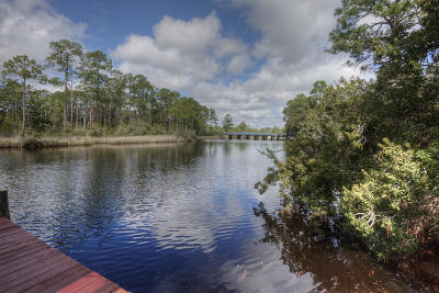 Panama City Beach Single Family Home For Sale: 8827 Crooked Creek Drive