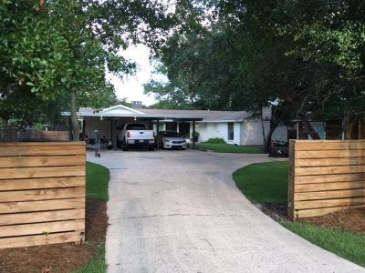 Destin Single Family Home For Sale: 418 Beach Drive