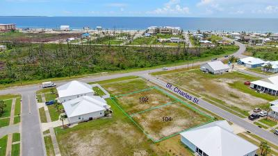 Mexico Beach Residential Lots & Land For Sale: 102 St Charles Street
