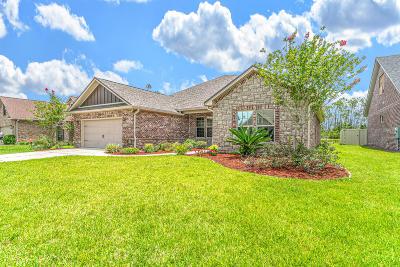 Panama City Single Family Home For Sale: 2713 Talon Court