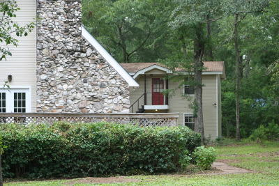 Single Family Home For Sale: 2815 Lake Silver Road