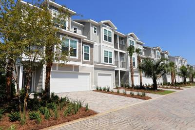 Miramar Beach Condo/Townhouse For Sale: 257 Driftwood Road #UNIT 10