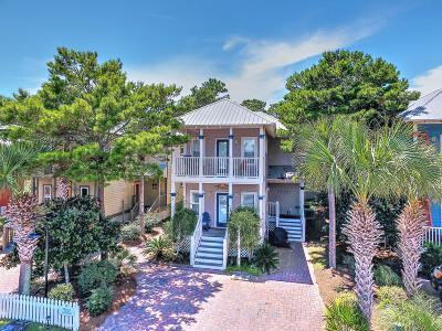 Santa Rosa Beach Single Family Home For Sale: 482 Hidden Lake Way