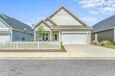 Santa Rosa Beach Single Family Home For Sale: 146 Emma Grace Lane
