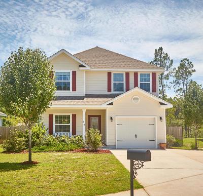 Santa Rosa Beach Single Family Home For Sale: 115 Topsail Drive