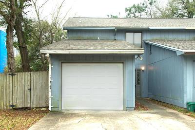 Fort Walton Beach Condo/Townhouse For Sale: 914 Tokalon Court