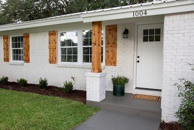 Niceville Single Family Home For Sale: 1004 Palm Boulevard