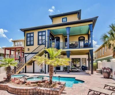 Miramar Beach Single Family Home For Sale: 216 Sandtrap Road