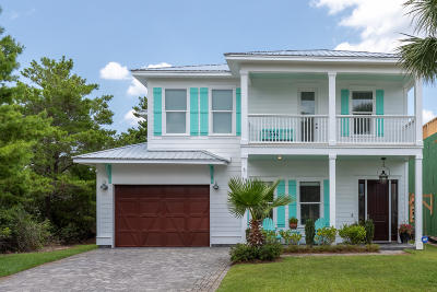 Miramar Beach Single Family Home For Sale: 48 Ruth Street
