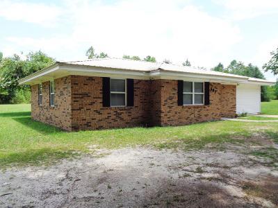 Laurel Hill Single Family Home For Sale: 607 Richerson Road