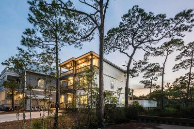 Santa Rosa Beach Single Family Home For Sale: 109 Santa Clara Street
