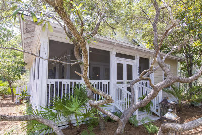 Santa Rosa Beach Single Family Home For Sale: 360 N Andalusia Avenue