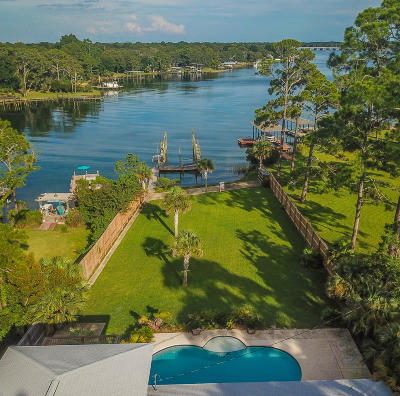 Fort Walton Beach Single Family Home For Sale: 938 Pocahontas Drive