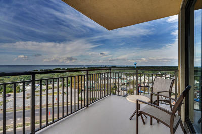 Destin Condo/Townhouse For Sale: 10 Harbor Boulevard #W-529