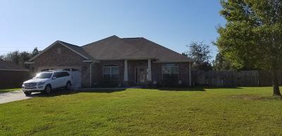 Crestview FL Single Family Home For Sale: $269,900