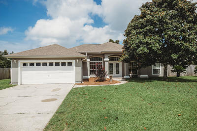 Navarre Single Family Home For Sale: 1985 Biscayne Boulevard