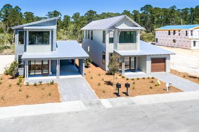 Santa Rosa Beach Single Family Home For Sale: Lot C-6 Eden's Landing Circle