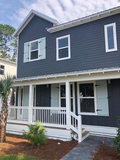 Santa Rosa Beach Single Family Home For Sale: 90 Snapper Street