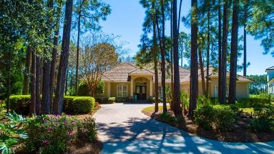 Destin Single Family Home For Sale: 4462 Stonebridge Road