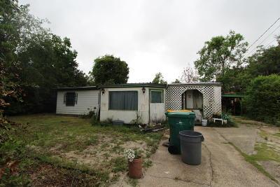 Fort Walton Beach Single Family Home For Sale: 411 Marlowe Drive