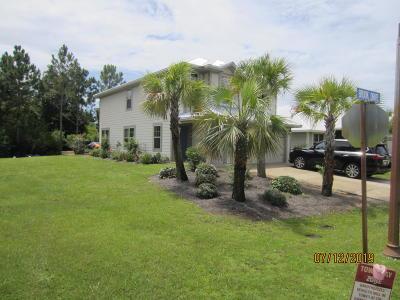 Santa Rosa Beach Single Family Home For Sale: 11 Brook Drive