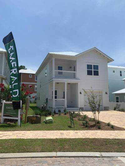 Inlet Beach Rental For Rent: 17 Grande Pointe Circle Lot 02
