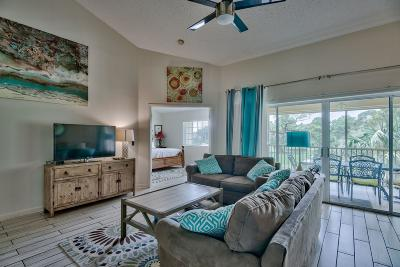 Miramar Beach Condo/Townhouse For Sale: 5239 Tivoli Drive #UNIT 523