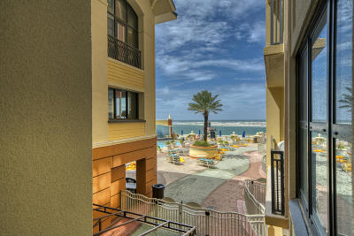 Destin Condo/Townhouse For Sale: 10 Harbor Boulevard #W221